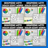 Sight Word Graphing BUNDLE | Dolch Word List | Word Work A