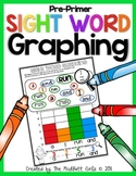 Sight Word Graphing Pre-Primer