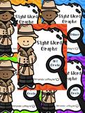 #bundlebonanza Sight Word Graphs - ALL Dolch Words Bundled