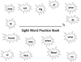 Sight Word Handwriting Practice Book 5
