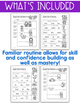 Sight Word Practice -  High Frequency Word Practice /Activities