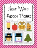 Sight Word Hidden Picture