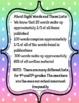 Sight Word (High Frequency Words) Lists ~ Pre-Primer Primer 1st 2nd 3rd 4th 5th