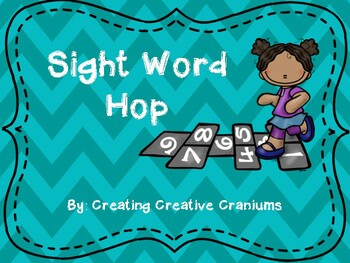 Sight Word Hop