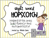 Sight Word-Hopscotch {Building Fluency and Automaticity}