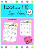 Sight Word Hunt Game