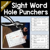 Sight Word Halloween Activities with Sight Word Hunts {Find and Write 80 Words}
