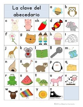 Sight Word Identification: Mystery Words (Spanish)