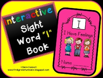 Sight Word Interactive Book *I*