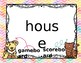 Sight Word  Game: Interactive -Fountas and Pinnell 200 HFW set 3