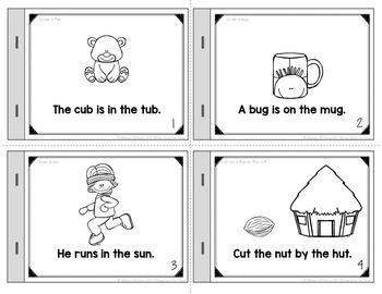 Sight Word Interactive Mini-Books {Pre-Primer}