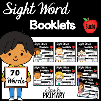 Sight Word Readers:  Bundle