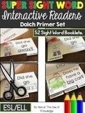 Sight Word Interactive Tab Readers {Primer Set}