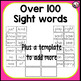 Sight Word Intervention & Practice!