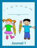 Sight Word Journal 1 SAMPLER - NO PREP