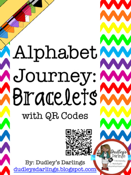 Sight Word Journey: Bracelets with QR Codes