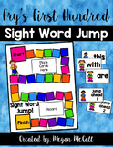 Sight Word Jump-Fry's First 100 Words