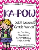 Sight Word Kapow - SECOND GRADE - Learning Sight Words in a FUN Way!