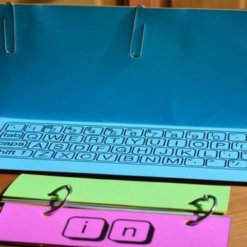 Sight Word Activities, Sight Word Keyboard Practice