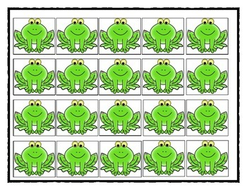 Sight Word Leapin' Lily Pads Game (Early Sight Words)