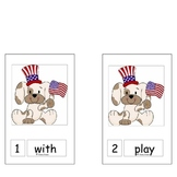 Sight Word  Learning Activity