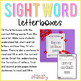Dolch Sight Words Letterboxes