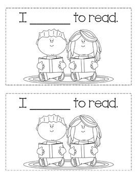 Sight Word 'Like' Book