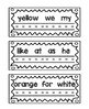 Sight Word List: Read and Race!