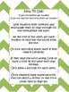 Sight Word Lists and Recording Sheets