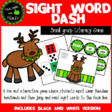 Sight Word Literacy Game for Christmas EYFS