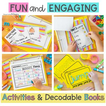 Dolch Sight Words Program BUNDLE (pre-primer, primer, first grade, second grade)