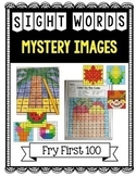 Sight Word MORNING WORK BUNDLE: Fall & Summer Mystery Pictures