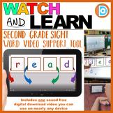 Sight Word Maker | Video | 2nd Grade | Read