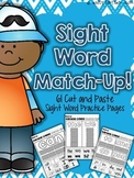 WONDERS Sight Word Match-Up