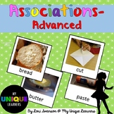 ASSOCIATIONS- Matching Pictures- Advanced