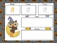 Sight Word Mats- Dolch Pre-Primer Words- Halloween Owls Theme