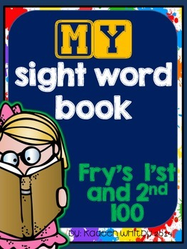 Sight Word Mega Bundle Book (Let's Read)