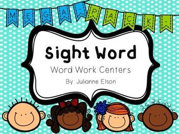 Sight Word Mega Pack