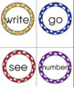Sight Word Memory Cards BUNDLE OF 100