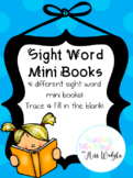 Sight Word Mini Book Pack
