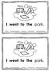 Sight Word Mini Books - Copy & Color! Writing & Spelling - Simple 'I' Sentences
