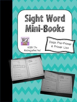 Sight Word Mini-Books