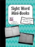 Sight Word Mini-Books