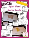 Sight Word Mini Books: BUNDLE of Sets 1-5 (Spanish)