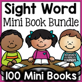 Sight Word Mini Books - Complete Bundle