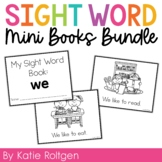 Sight Word Mini Books BUNDLE