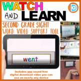 Sight Word Minilesson Video | 2nd Grade | Went