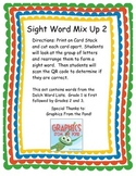 Sight Word Mix Up 2