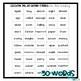 Sight Word Mix up Sentences Lessons 26-30