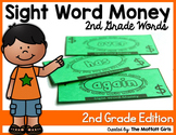 Sight Word Money (2nd Grade Edition)